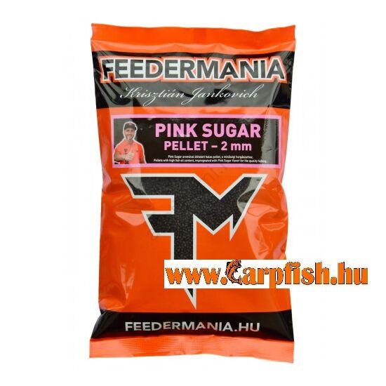 Feedermania PELLET   MM PINK SUGAR(puncs torta) 800G