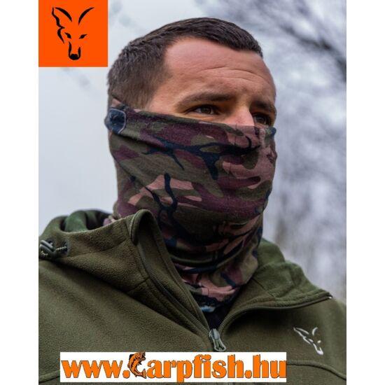 Fox Multifunkcionális nyaksál - Fox Camo Lightweight Snood