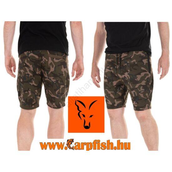 Fox Camo Jogger Shorts rövid nadrág