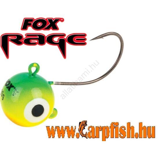 Jigfej Fox Rage Fireball  Jigfej
