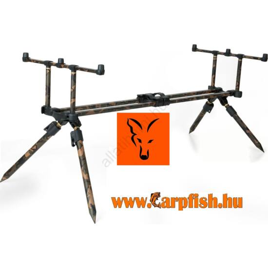 Fox Horizon Duo Camo Pods Rod-Pod