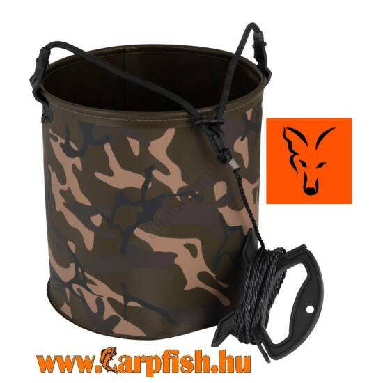Fox Aquos Camo Water Bucket vízmerítő