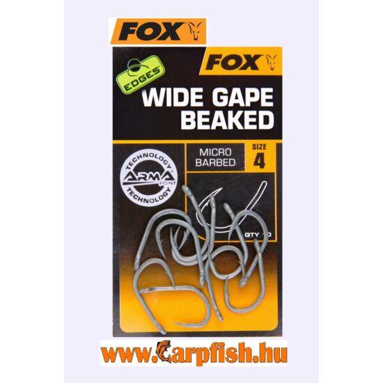 Fox Edges Wide Gape Beaked Horog