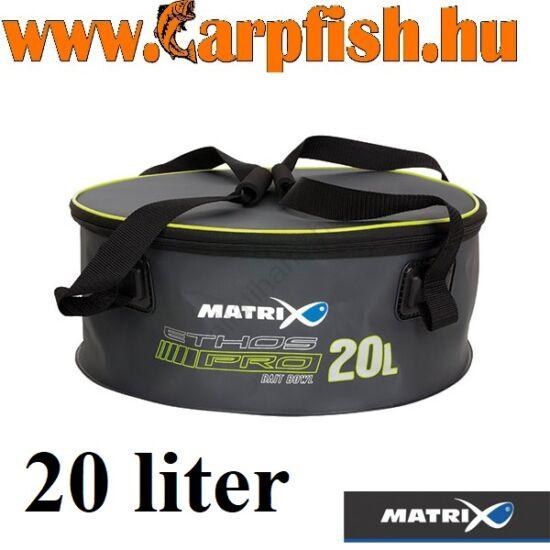 Táska Fox Matrix Ethos Pro  Keverő Edény Táska  20 liter