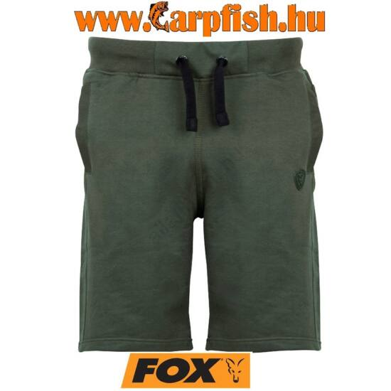 Fox Jogger Short Green/Black   rövidnadrág  XXXL