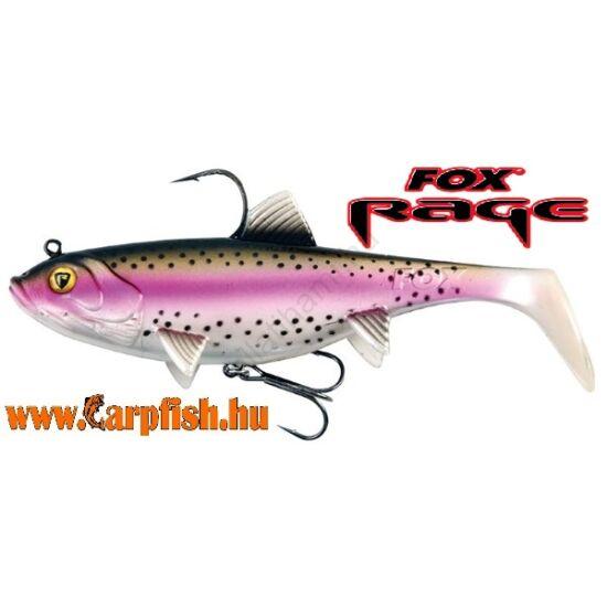 FOX Rage Wobble Replicant  rainbow trout