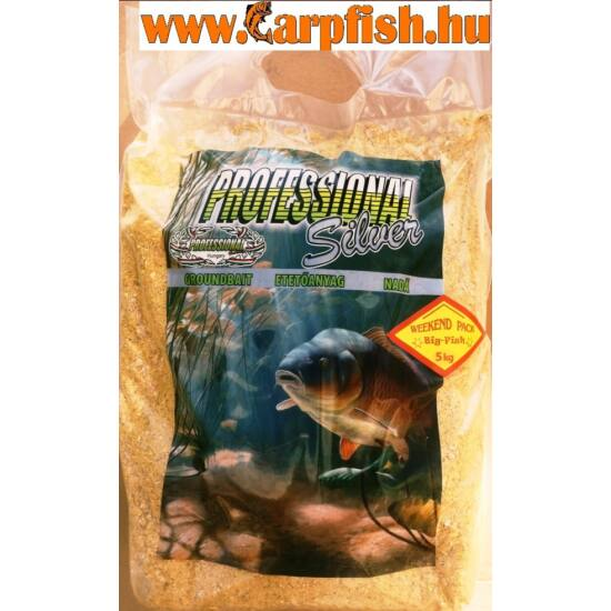 Silver Professional -  Big Fish 5kg