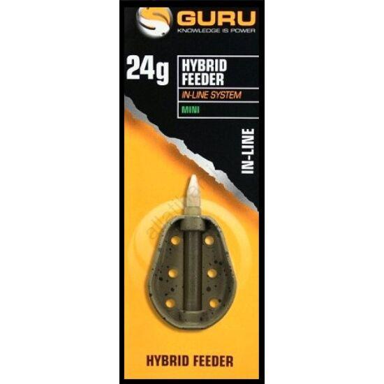 GURU Hybrid inline feeder 24gr mini