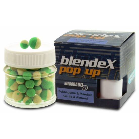 HALDORÁDÓ BlendeX Pop Up Method - Fokhagyma + Mandula   20gr