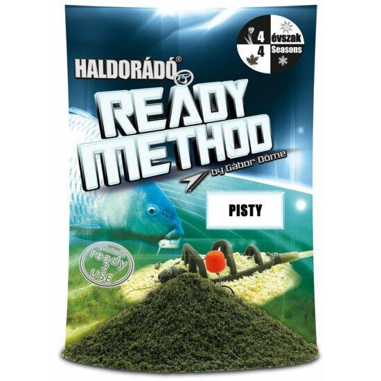 Haldorádó Ready Method Pisty 800g Etetőanyag