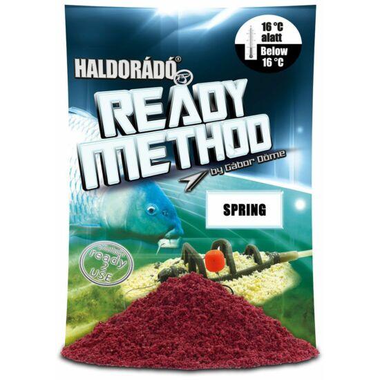 Haldorádó Ready Method Spring 800g Etetőanyag