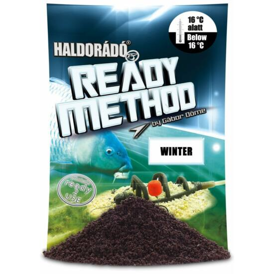 Haldorádó Ready Method Winter 800g Etetőanyag