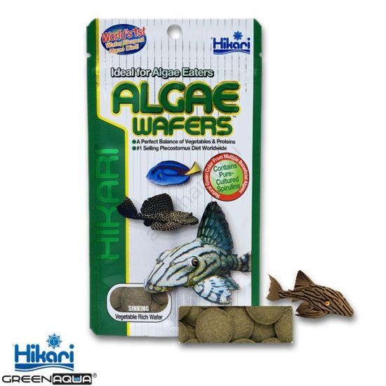 Hikari Algae Wafers 40 gr - haltáp növényevő halaknak