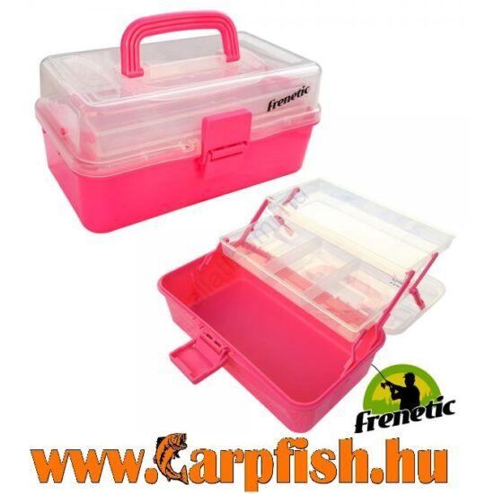 Frenetic Pink  Horgászdoboz