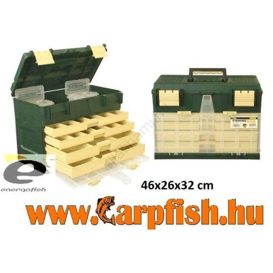 FISHING BOX WORK'N STROKE TIP.1070 K1 SZERELÉKES LÁDA