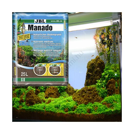 JBL Manado általános növénytalaj    25 liter