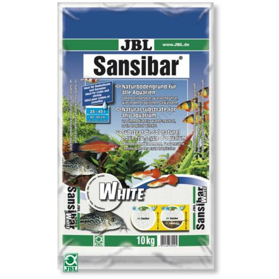 JBL Sansibar White fehér homok 10 kg