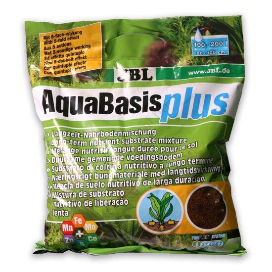 JBL AquaBasis Plus Növény táptalaj - 5 liter