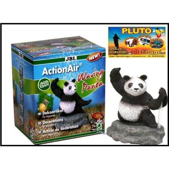 JBL Actionair hullámzó panda akváriumi dekoráció