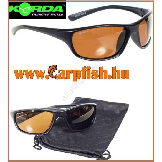 Korda Sunglasses Polarised Wraps Polarizált Napszemüveg