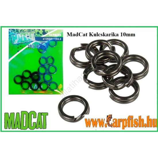 MadCat Kulcskarika 10mm / 16 db