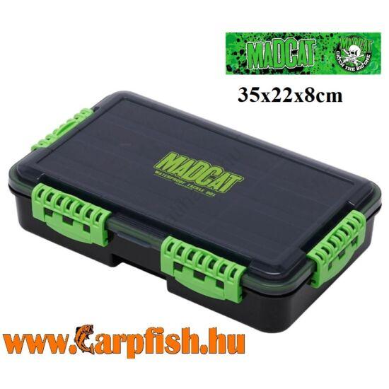 MadCat Tacklebox Doboz 35x22x8cm 16 részes