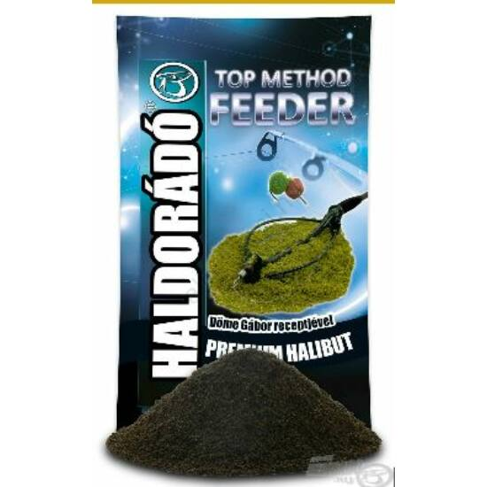 HALDORÁDÓ TOP Method Feeder - Premium Halibut