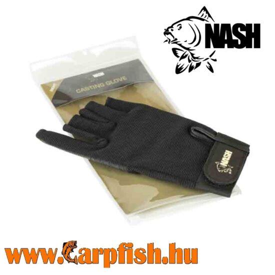 Nash Casting Glove dobókesztyű (jobbkezes)
