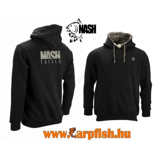 Nash Tackle Hoody Black kapucnis melegítő felső  fekete