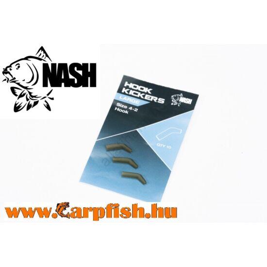 Nash Hook Kickers small - horogbefordító  10 db/csmg