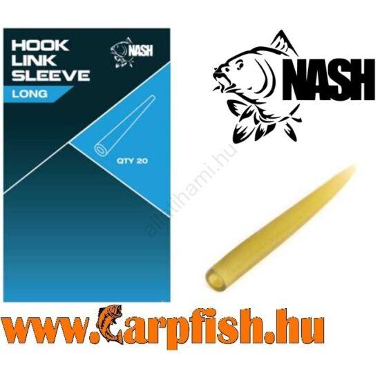 Nash HOOKLINK SLEEVES gubancgátló 20 db/csmg