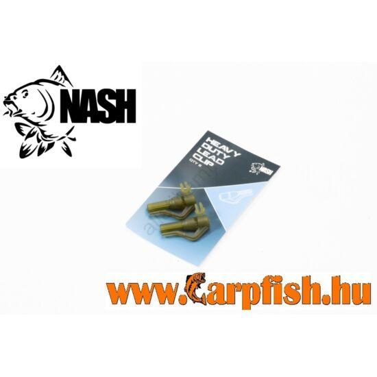 Nash Heavy Duty Lead Clip erősitett ólomklipsz  8db/csmg