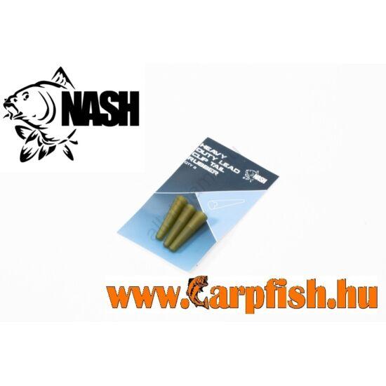 Nash Heavy Duty Lead Clip Tail gumiharang 8db/csmg
