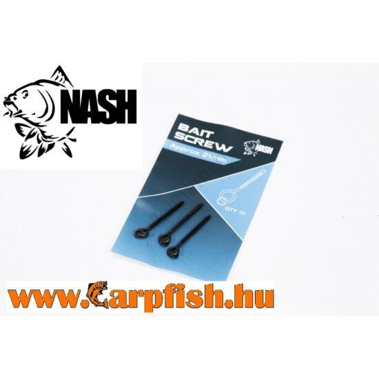 Nash Bait Screws csalirögzítő 8 mm  10db/csmg