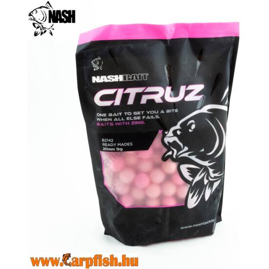 Nash Citruz Bojli Pink 1kg / 20mm