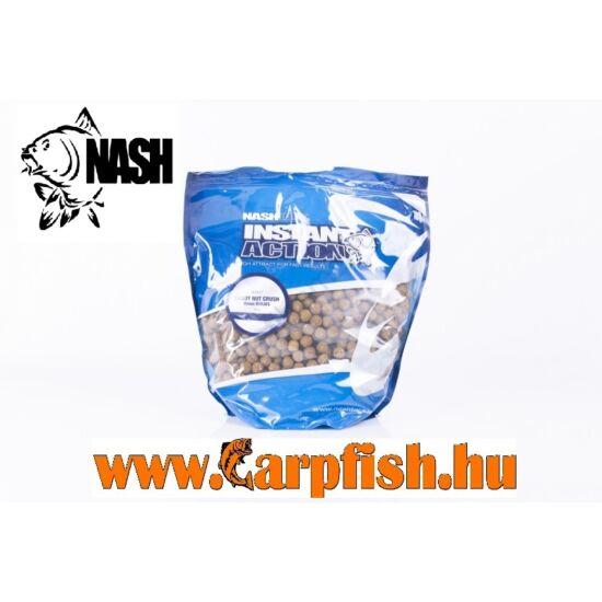 Nash Candy Nut Crush Bojli (Scopex és tigrismogyoróliszt kombinációja) 1 kg / 12 mm
