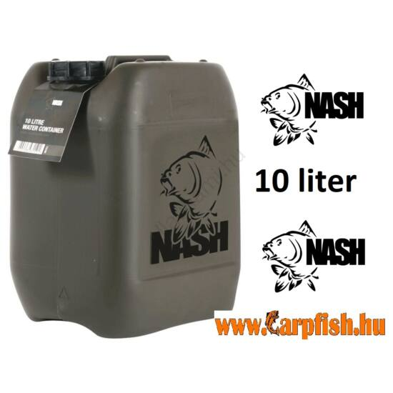 Nash Water Container vizes kanna 10 l