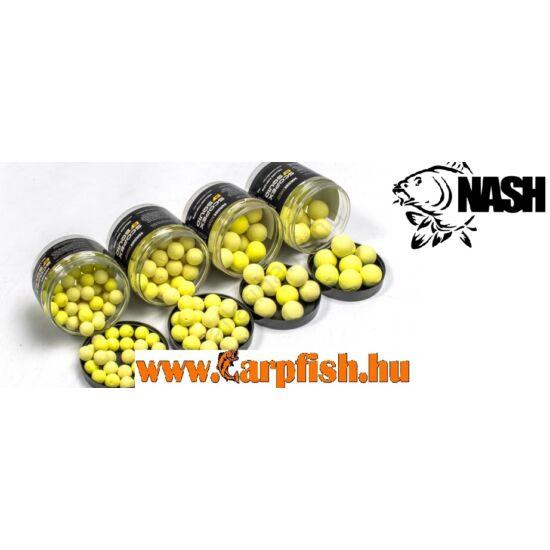 Nash Scopex Squid Cultured Hookbaits Yellow Csalizó Bojli  15mm/75gr