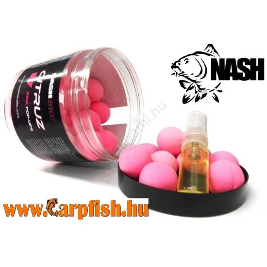 Nash Citruz Pop Up 12mm 50g Pink