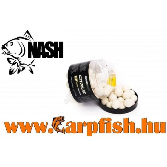 Nash Citruz Wafters White 18mm 100g