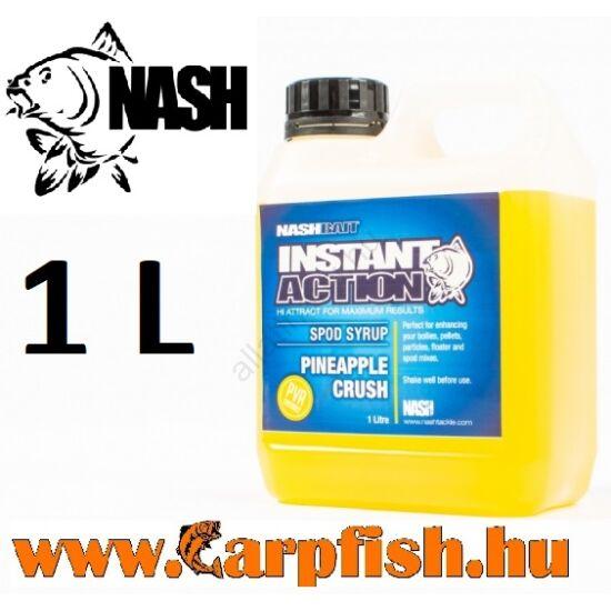 Nash Instant Action Pineaple Crush Spod Syrup(ananász) 1 liter