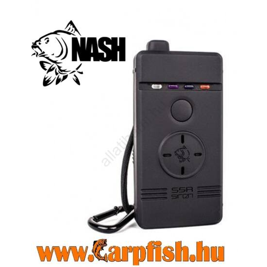 Nash Siren S5R Receiver vevőegység