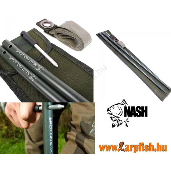 Nash Spot On Stix Távolságmérő Szett