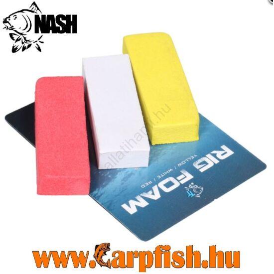 Nash Rig Foam Csali lebegtető szivacs