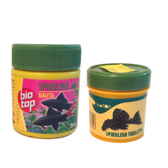 Neptun Biotop Spirulina tabletta 50 ml