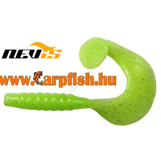 Nevis Vantage twister spira 10cm 5db/cs /zöld