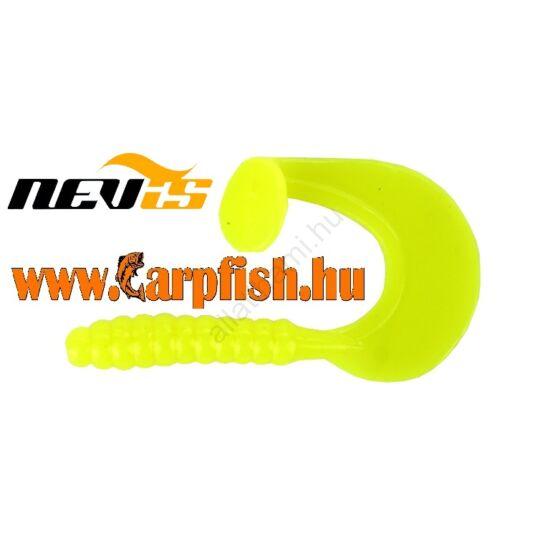 Nevis Vantage twister spira 10cm 5db/cs /citromsárga