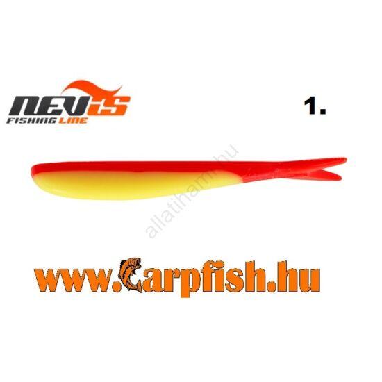 Nevis Vantage drop shot shad 10cm  5 db / csmg