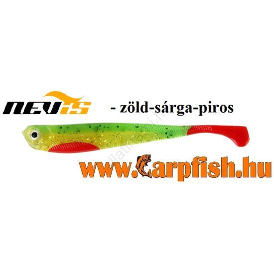 Nevis Vantage Dropper 8cm 5db/cs zöld-sárga-piros