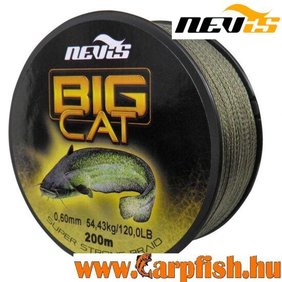 NEVIS Big Cat fonott zsinór   200 m